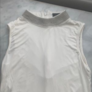 Gracia sleeveless shirt